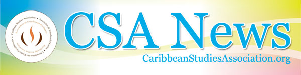 Caribbean Studies Association news