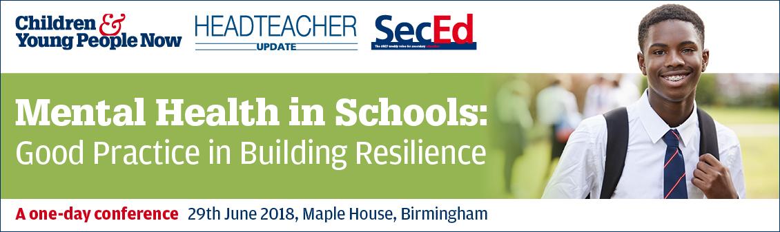 Mental Health In Schools Speakers