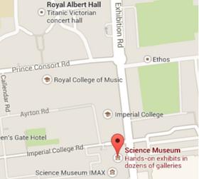South Kensington London Map.Iop Conferences